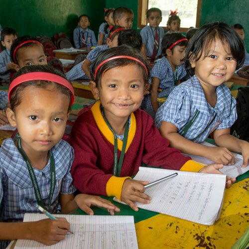 Homes of Hope India – Transforming the lives of orphan girls
