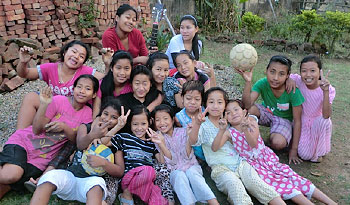 The Girls of Dimapur