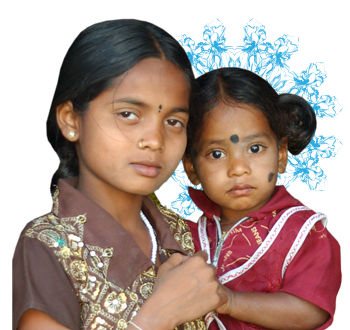 HIV Orphans in India